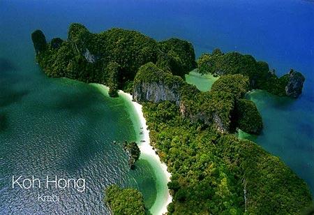 koh-hong-krabi เกาะห้องกระบี่