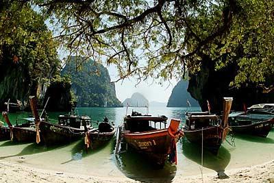 เกาะเหลาดาลิง กระบี่