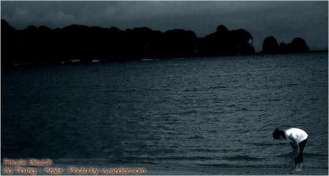 หาดอ่าวทึง คลองม่วง กระบี่